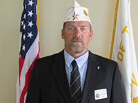 Ronald Peterson Dept Service Officer