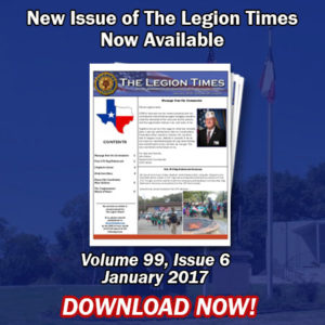 The Legion Times January 2018