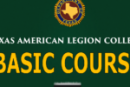 Texas American Legion Basic Course