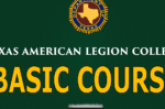 Texas American Legion Basic Course